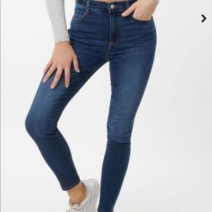Dark Blue Skninny Jeans